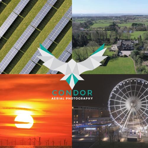 Condor Aerial Photography