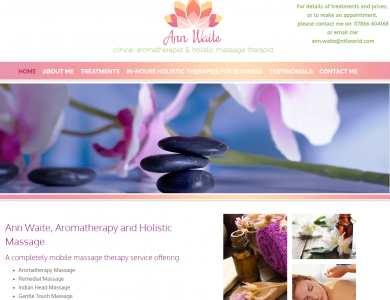 Ann Waite Aromatherapy