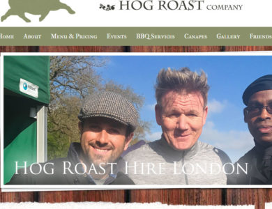 Gourmet Hog Roast London